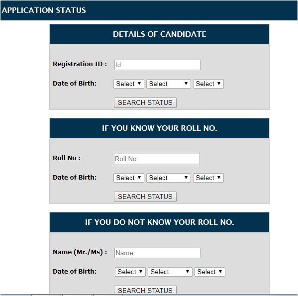 SSC CGL 2018 Tier – 1 Admit Card Released (NR, SR, ER, KKR)